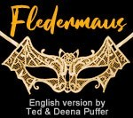 FLEDERMAUS at the Katharine Cornell (English ver. by Ted & Deena Puffer) • Sunday, Aug. 4 • MATINEE PERFORMANCE @ 4:00PM • RESERVED SEATING FOR OPERA • plus post-performance benefit dinner at private home near theater with the cast (limited availability)